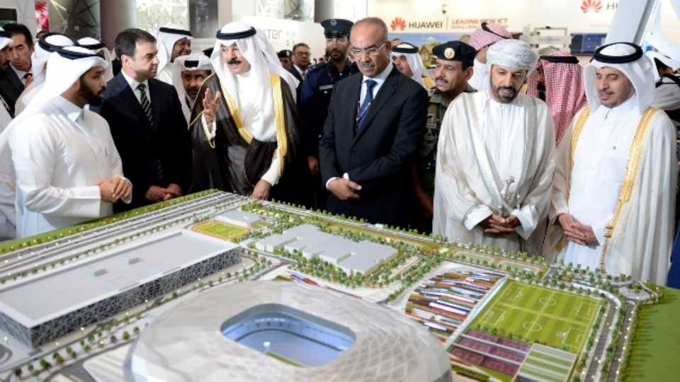 delegates-being-briefed-on-development-2022-fifa-world-cup
