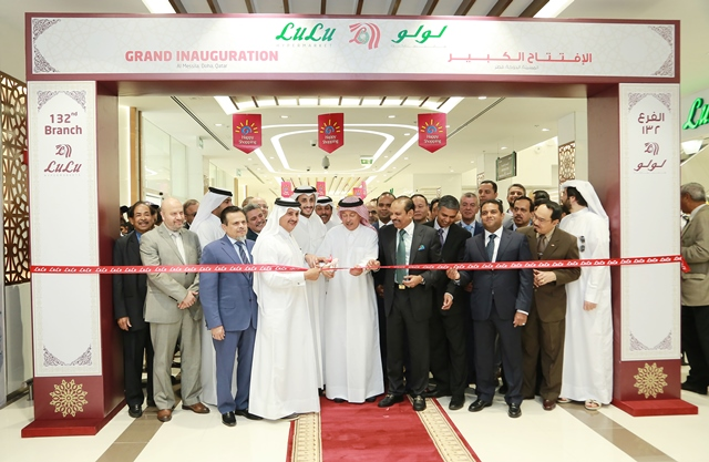 7th Lulu Hypermarket Opens in South Khalifa Town