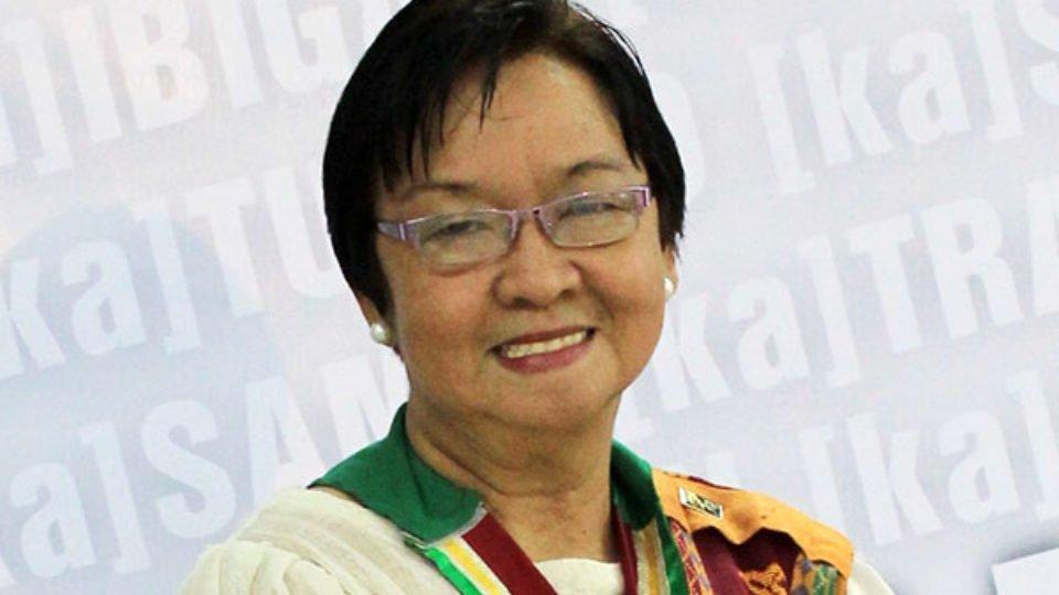 Judy Taguiwalo