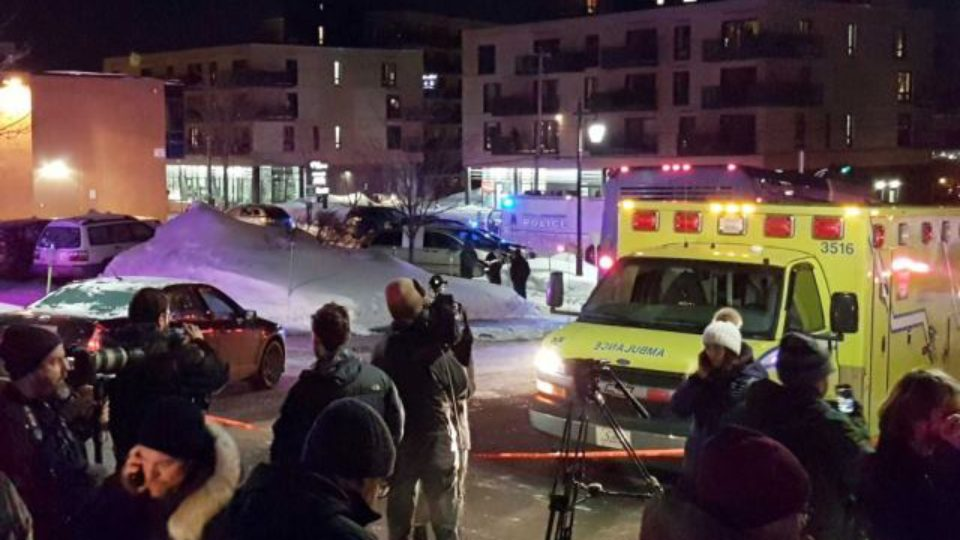 Quebec Masjid Attack
