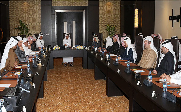 Qatar Prime Minister Meets Business Community members