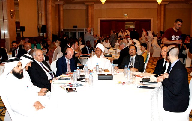 Int'l Humanitarian Conference Takes Off In Doha