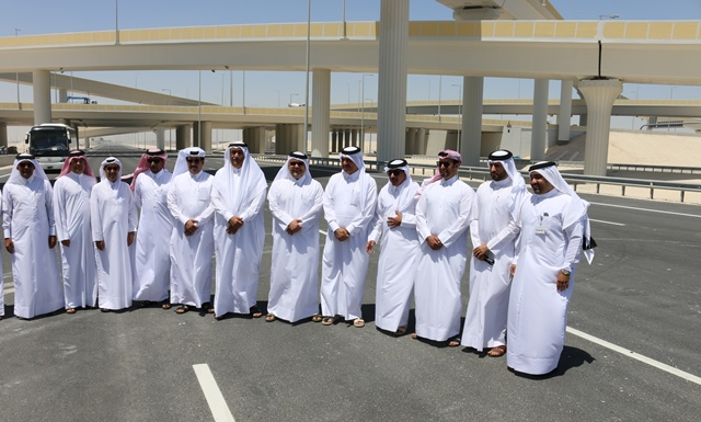 G Ring Road Opened