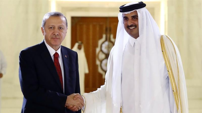 Turkey agrees with many aspects of Qatar Foreign Policy vision AP