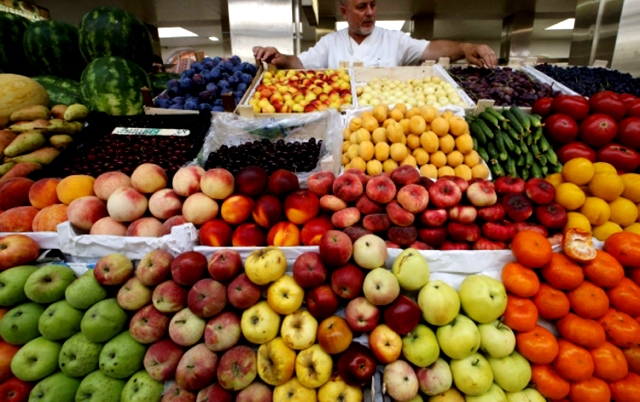 Turkish Fruits and Vegetables in Qatar market