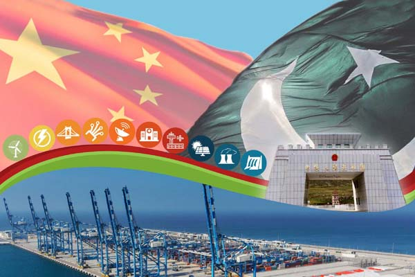 A large delegation from China arriving in Pakistan