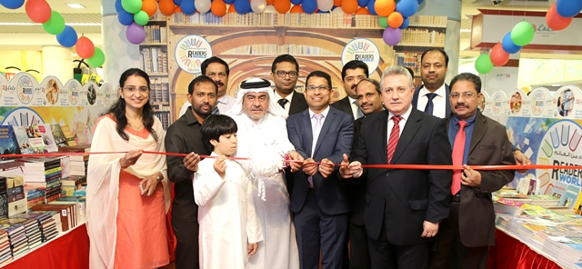 Book Fair Kicks Off at Lulu Hypermarket Barwa Village