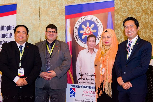 Asian Telegraph Qatar | Doha Summit to Explore Philippines