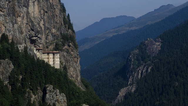 A popular destination for Arab tourists is the fourth-century Sumela monastery, perched high in the Pontic mountains south of Trabzon AlJazeera