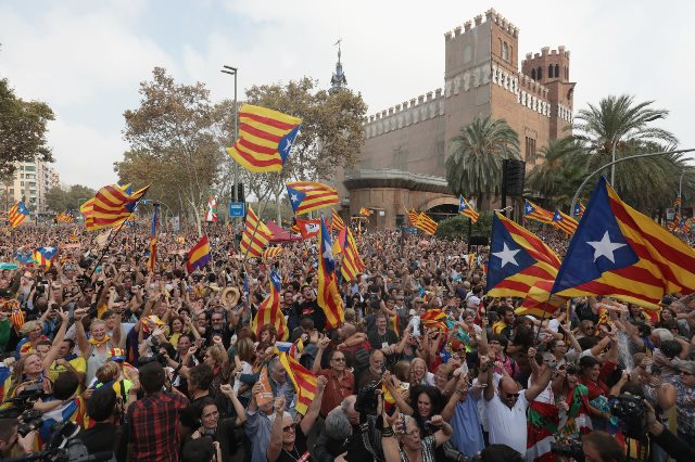 Catalonia Declares Independence; Spain Approves Central Takeover Of Region