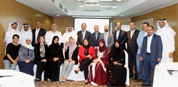 Participants at Asia-Pacific Forum Workshop in Doha