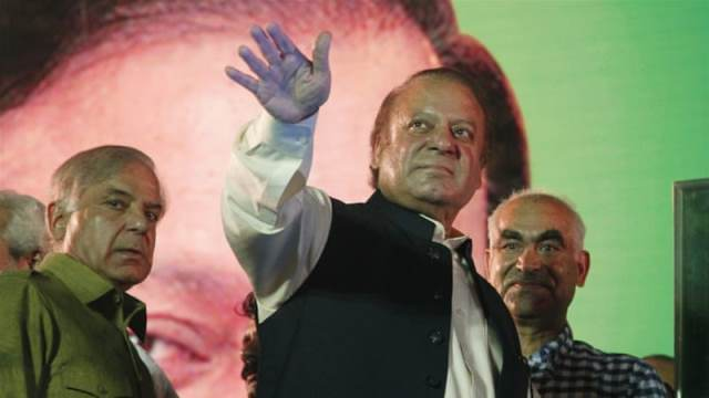 Nawaz Sharif, Daughter & Son-in Law Indicted in Corruption, Plead 'Not Guilty'