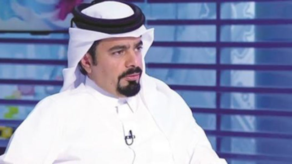 Abdullah Bin Hamad Al-Athba Director General Qatar Press Center