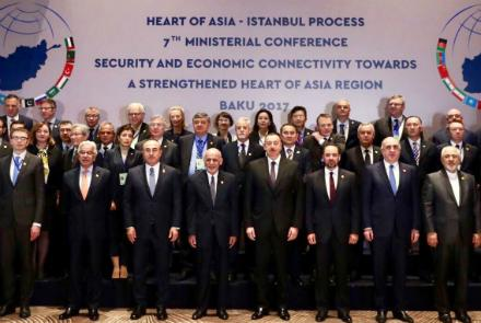 Ghani Stresses Regional Cooperation At HoA Meeting, 'Ready To Talk with Pakistan'