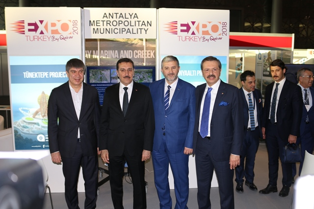 'Expo-Turkey by Qatar 2018′ Opens Today for Three Days