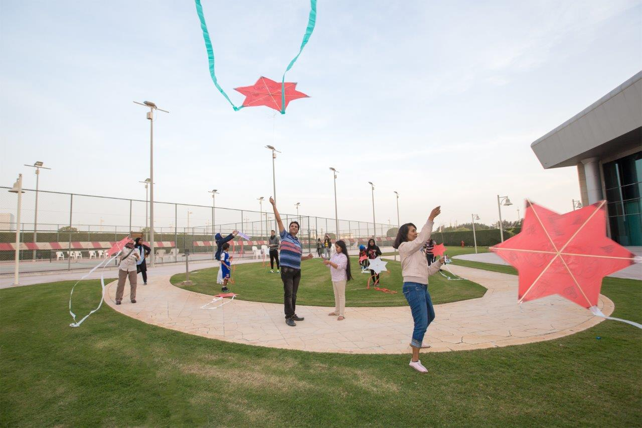 Qatar's Kite Flyers Ready To Participate in 2nd Aspire Int'l Kite Festival From March 6-9