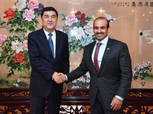 Qatar-China Reinforces It's Relations in Energy Sector