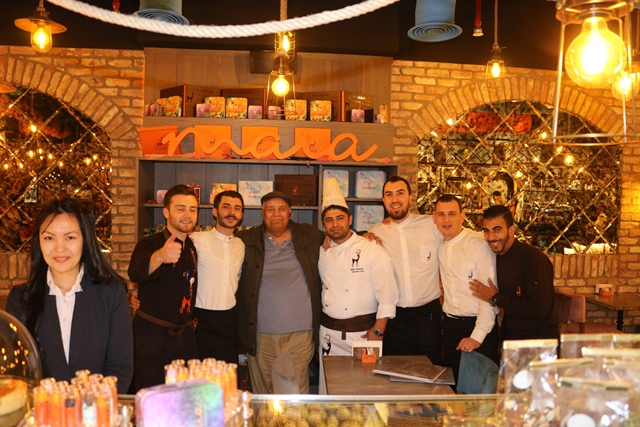 'Maia Chocolates' Opened First Out-let in Pearl Qatar