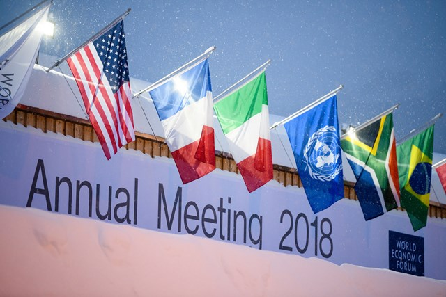 'The World Needs 'Qualitative Easing' and Business Must Lead', WEF 2018 Takes Off