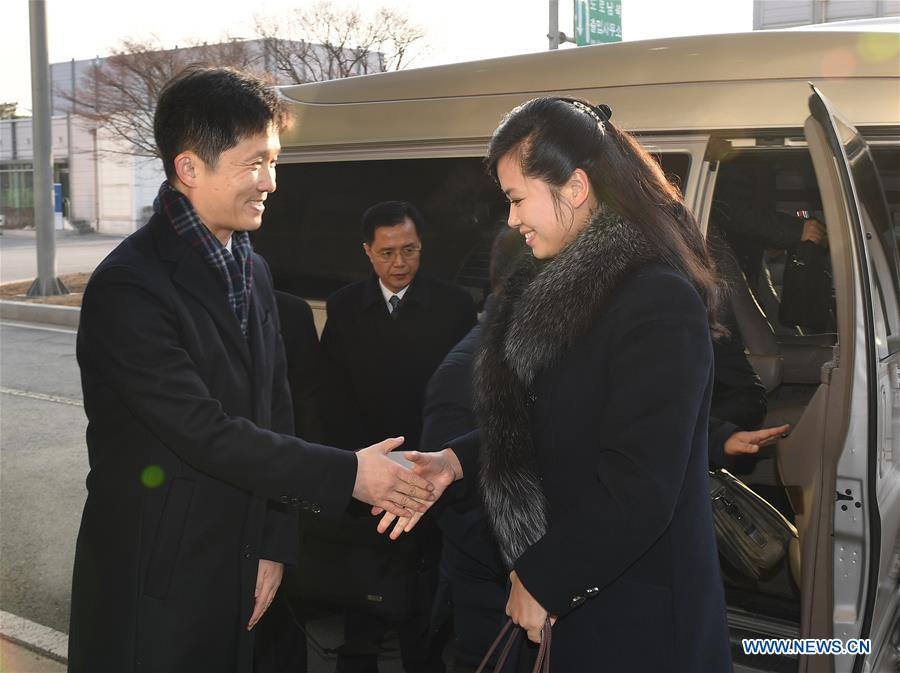 DPRK Advance Orchestra Team Arrives in Seoul