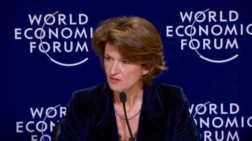 Recap from First Day of World Economic Forum 2018
