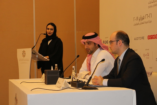 15th Doha Jewellery & Watches Exhibition to Have 400 Brands, World Class Brands in Auction
