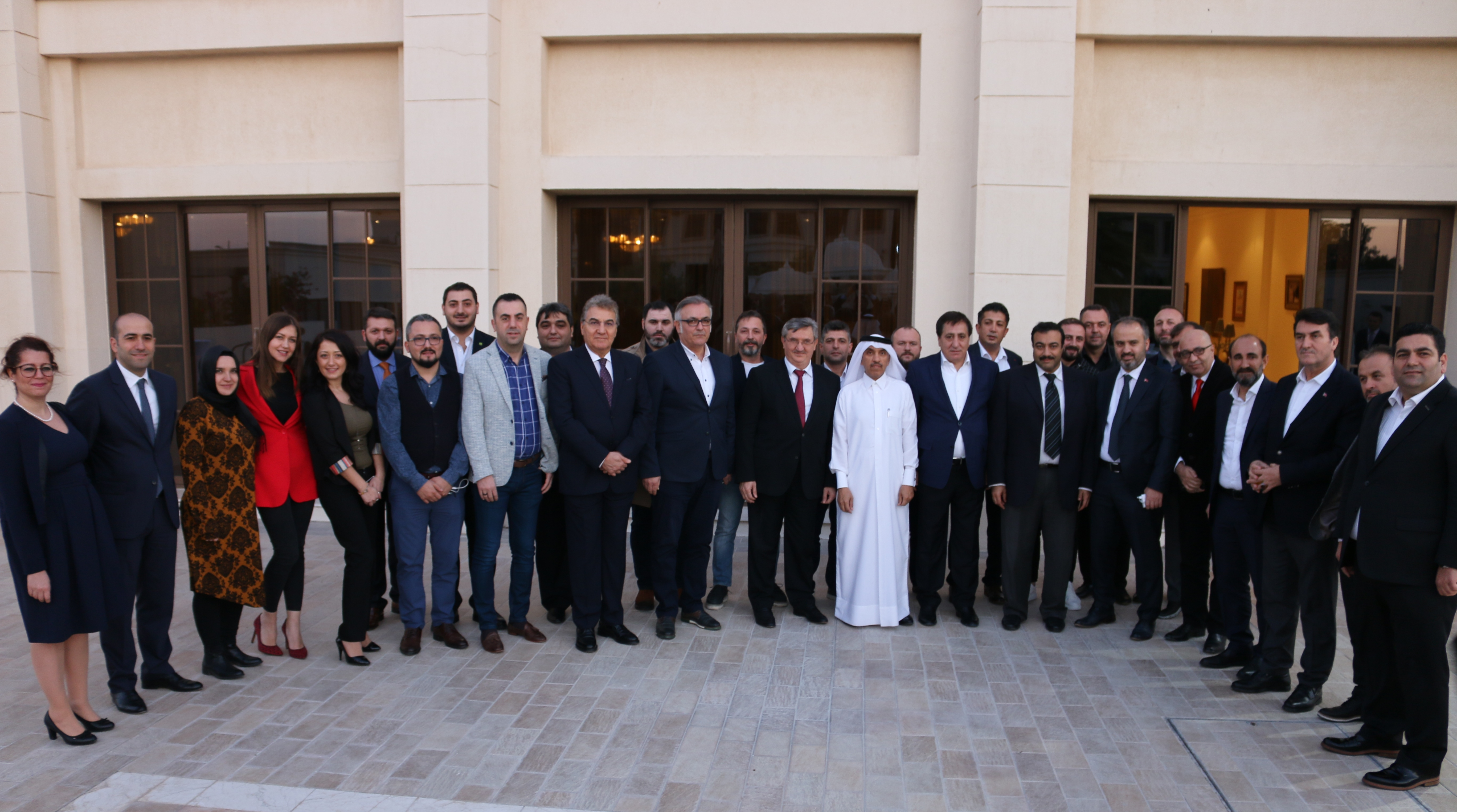 160 Companies To Participate in Expo Turkey, Holding in Doha From 17-19 Jan.
