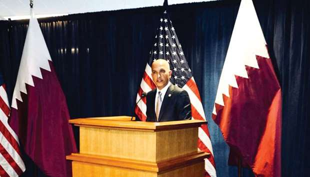 US-Qatar Signed Three MOUs, Joint Statement on First Joint Strategic Meeting Issued