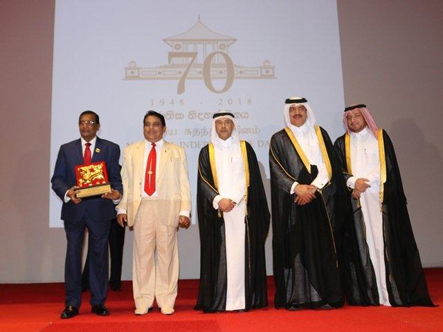 'Sri Lanka and Qatar Enjoys Strong Bonds', Says Out-going Sri Lankan Envoy