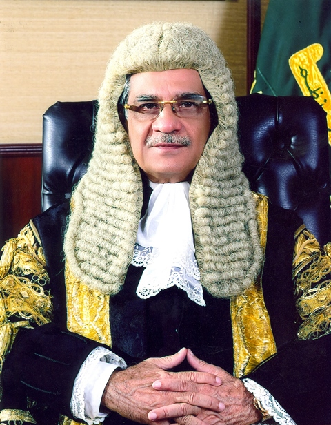 Chief Justice Mian Saqib Nisar, Pakistan Supreme Court