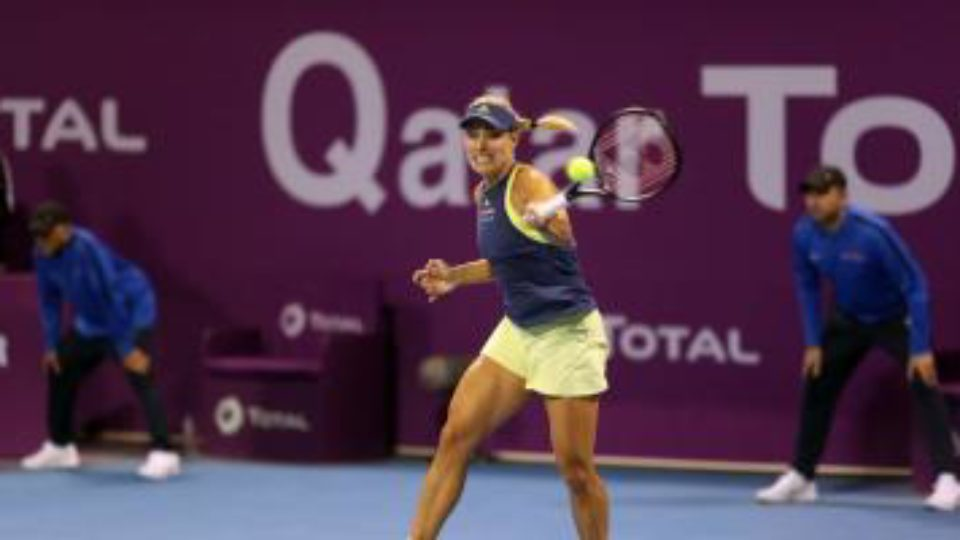 Muguruza, Wozniacki, Halep and Kvitova Lands in Semi Final Qatar Open 2018