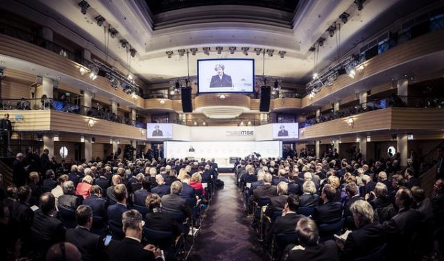 Munich Security Conference 2018 Takes Off, Emir of Qatar Among World Dignitaries