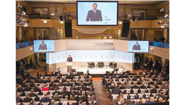 Middle East States Can Learn From EU Style Union, Emir of Qatar