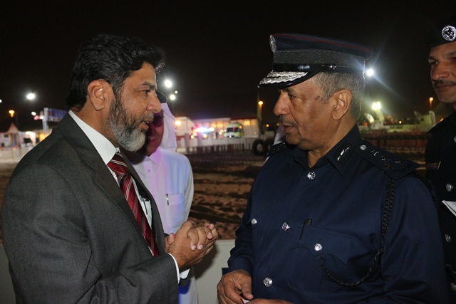 Qatar: Traffic Week Inaugurated, Seminars & Various Competitions for Youth & Elders Arranged