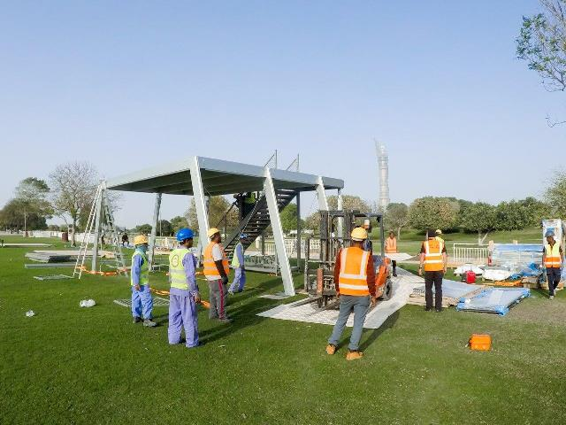 Aspire Zone Set for 2nd Int'l Kite Festival, Pakistan & Philippines Among 23 Int'l Teams