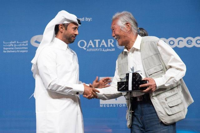 Qatar : China, France, Pakistan and Mexico Among 2018 Winners at Int'l Kite Flying