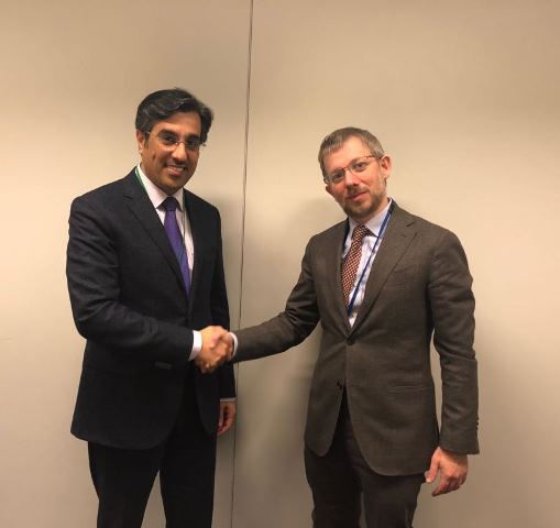 NHRC Qatar Chief Stressed EU States To Work for Putting an End to Human Rights Violations