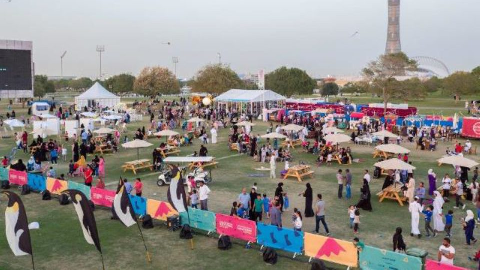 Doha: Int'l Kite Festival Awards Ceremony Today, Potential Winners Shortlist Ready