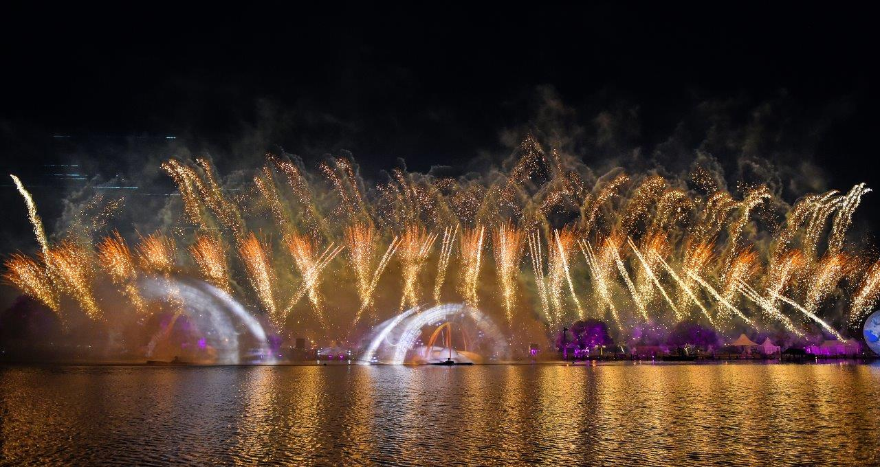 Doha: 43,000 Visitors Attended 2nd Aspire Lake Festival