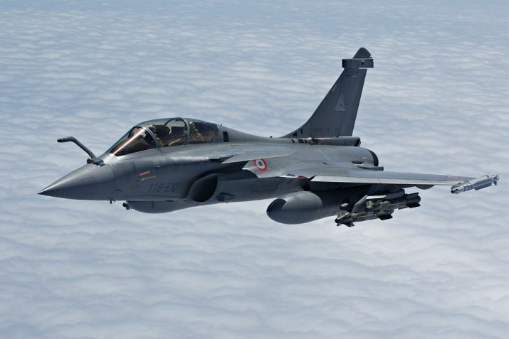 French Air Force Rafale in operations Pic Dassault Aviation