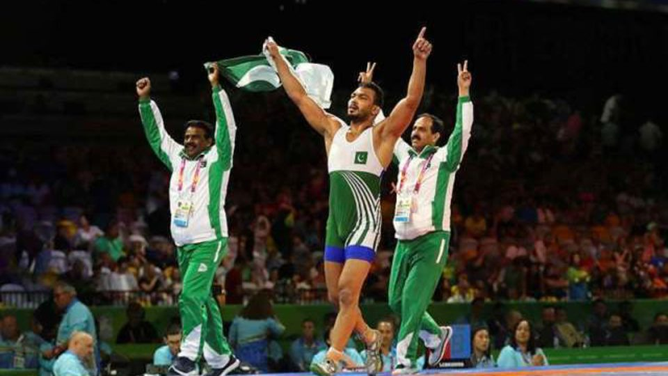 Pakistan Wins First Gold Medal at Commonwealth Games