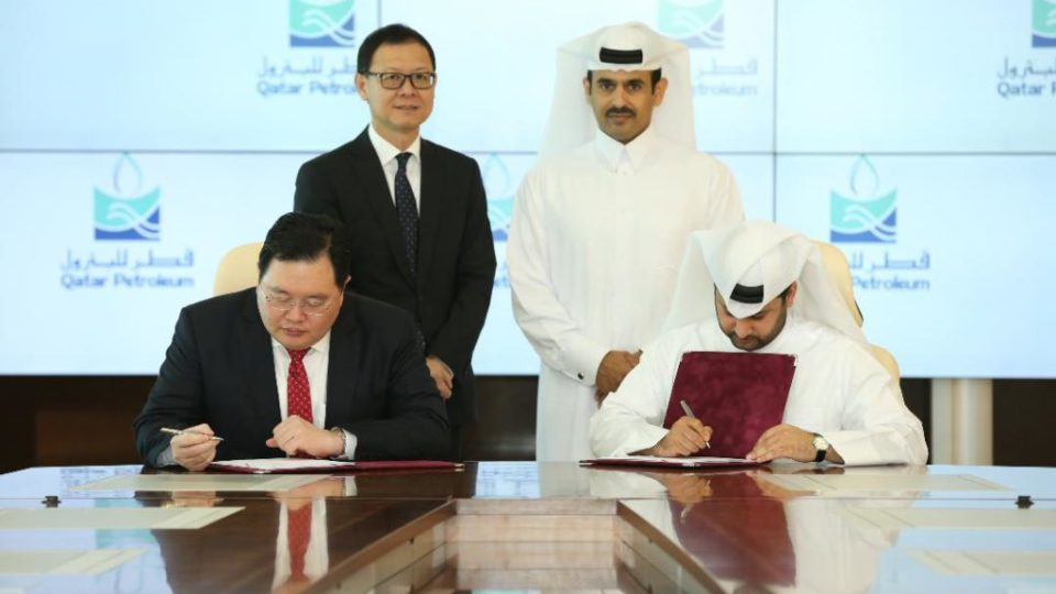 QP and Vietnam Signs Agreement on LNG