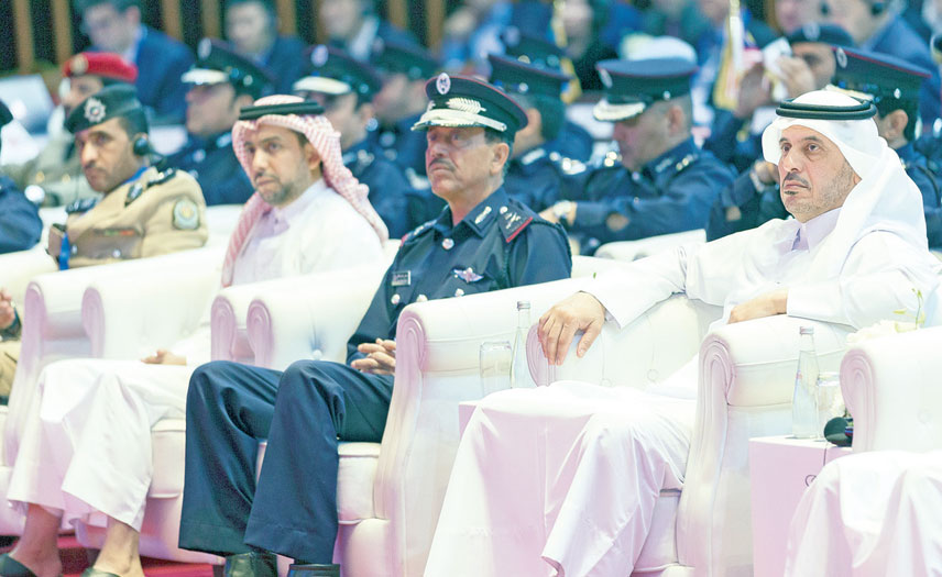 Qatar Deals Firmly With Terrorism, INTERPA Conference Takes Off in Doha