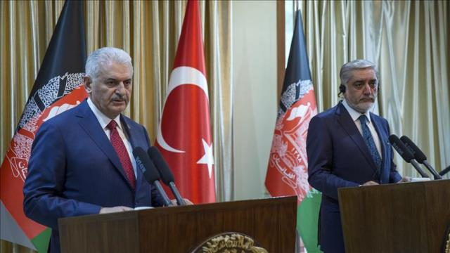 Turkey Urges Taliban to Join Afghan Peace Process