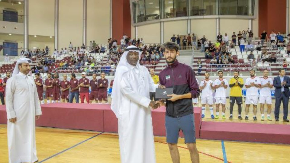 Qatar: Jordan Clinches the Title in the 2018 Aspire Embassies Futsal Tournament