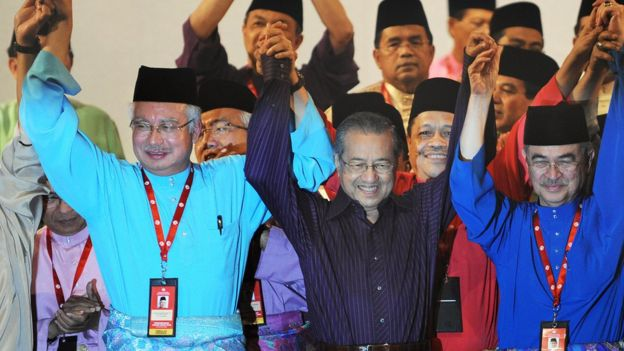 Malaysia: Dr. Mahathir Mohamad Sworn In As Prime Minister