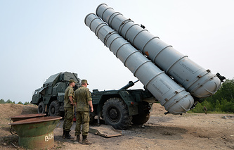 No final decision as yet on S-300 for Syria