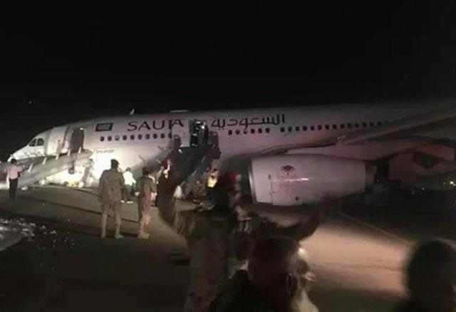 Saudi Plane Makes Emergency Landing, 70 Pax Provided Medical Aid, 4 Admitted in Hospital