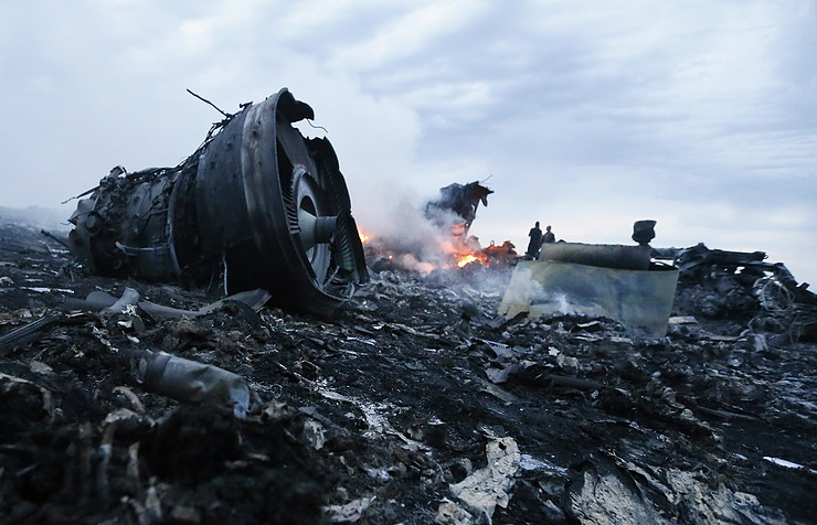 Australia, Netherlands Seek to Hold Russia Responsible for MH17 Crash in Ukraine