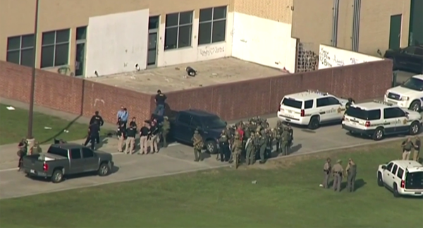 USA: Shooting at Santa Fe, Texas, High School; At Least 8 Dead
